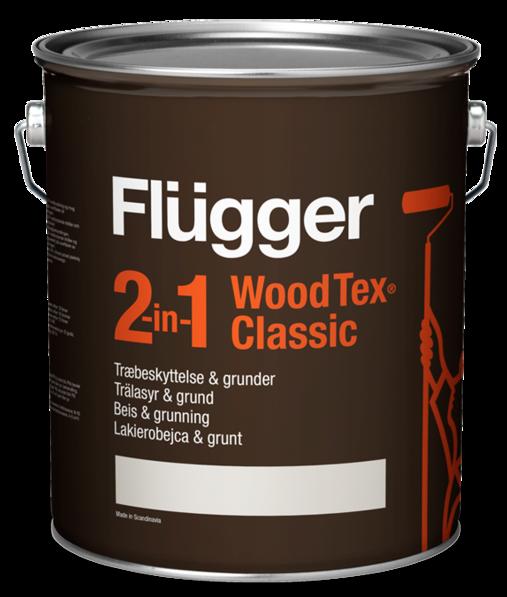 Flügger Klasický olej na drevené podlahy, teak odtieň