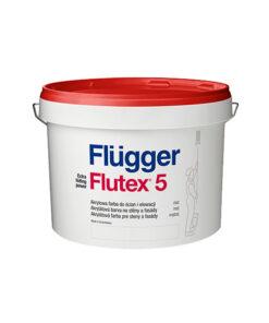 Flügger Flutex 5 - matná aktrylátová farba na steny