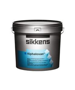 Sikkens Alphaloxan siloxanová antibakterálna farba na steny