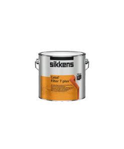 Sikkens Cetol Filter 7 Plus - vrchná lazúra na drevo s UV filtrom