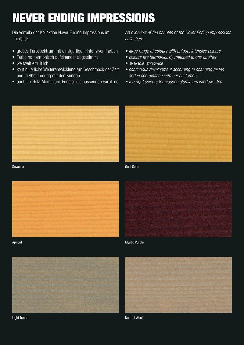 vzorkovník farieb na drevo sikkens